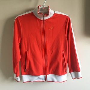 Nike Red Jacket